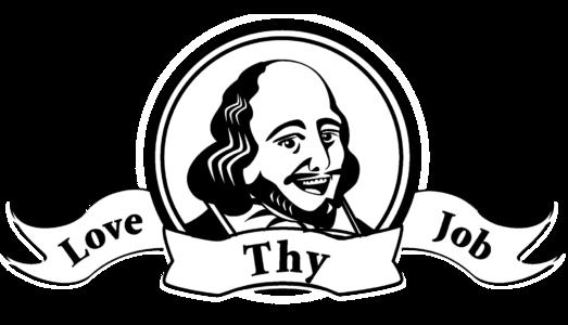 Love Thy Job logo